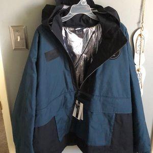 Nike Air Force 1 Therma Jacket hooded NWT